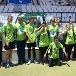 Ocho medallas para el Club Ali Up en el Campeonato de Andalucía de Atletismo