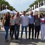 El subdelegado territorial de Ciudadanos visita CERAMIBA