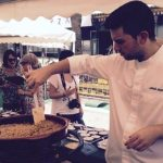 El joven cocinero Jesús Moral pregonará hoy las Fiestas del Barrio