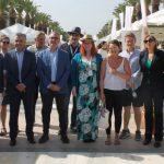 Los empresarios internacionales llegan a CERAMIBA