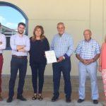 La delegada de Turismo destaca la apuesta i+D+I de Picualia
