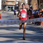 Kiko González el más rapido en la carrera de Zocueca