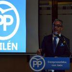Luis Mariano Camacho, reelegido presidente del PP por unanimidad