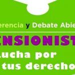 Conferencia sobre los derechos de los pensionistas