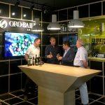 El presidente de la Diputación conoce el primer aceite de Oro Bailén en esta campaña