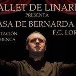 El Ballet de Linares presenta este sábado en Bailén La Casa de Bernarda Alba