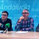 El PP de Jaén exige, en Bailén, más inversión para los caminos rurales