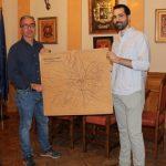 La familia Rossi Cabrera dona un plano de los años 50 de la ciudad