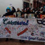 Don Carnal llena las calles de Bailén