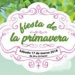 Fiesta de la Primavera sin alcohol para los más jóvenes