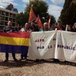 Comunistas de Bailén celebran el aniversario de la II República