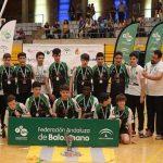 El equipo infantil del Balonmano Bailén consigue el subcampeonato de Andalucía