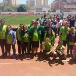 18 medallas para el CD Ali UP en el Campeonato de Andalucía de Atletismo