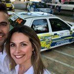 Buenos resultados para el equipo de Javi Miranda y Elena Merino en el Rally de La Carolina