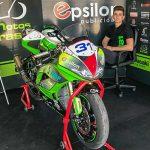 Eu Villar consolida su liderazgo en el Campeonato de Andalucía de Motociclismo