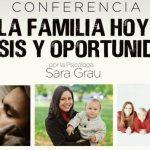 Una conferencia sobre la familia de hoy